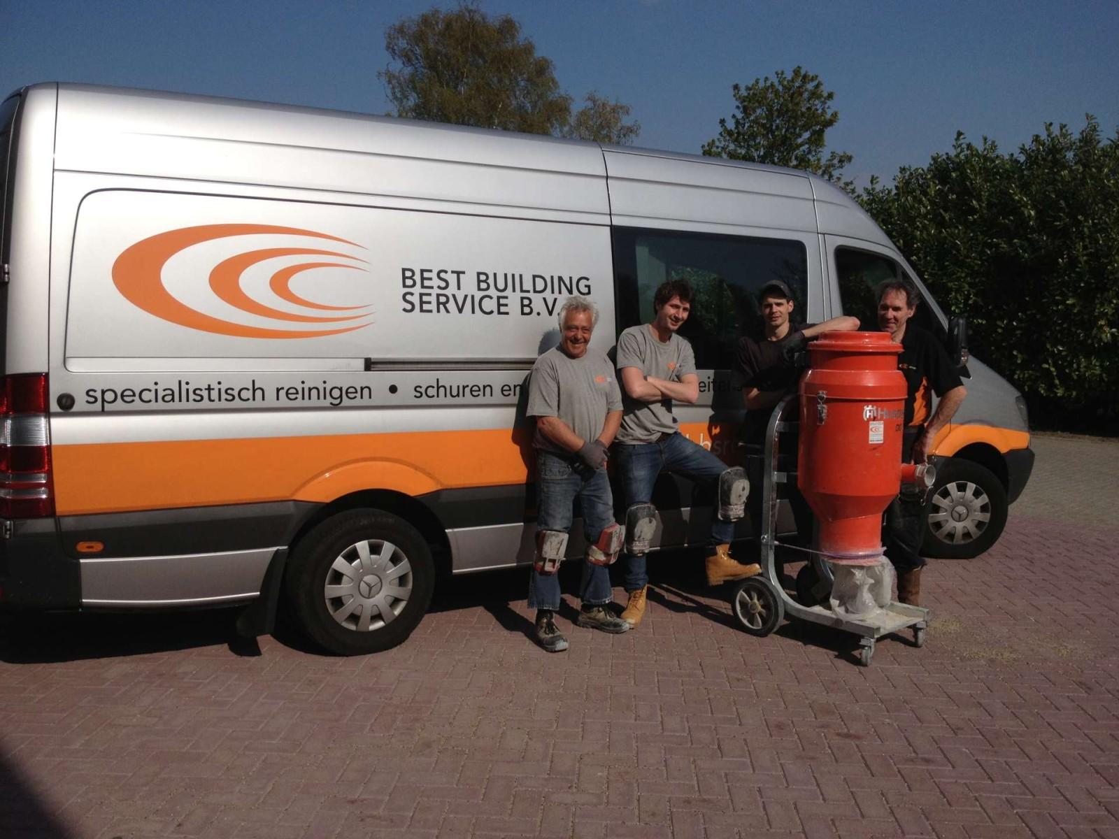 Best building service best vloerrenovatie