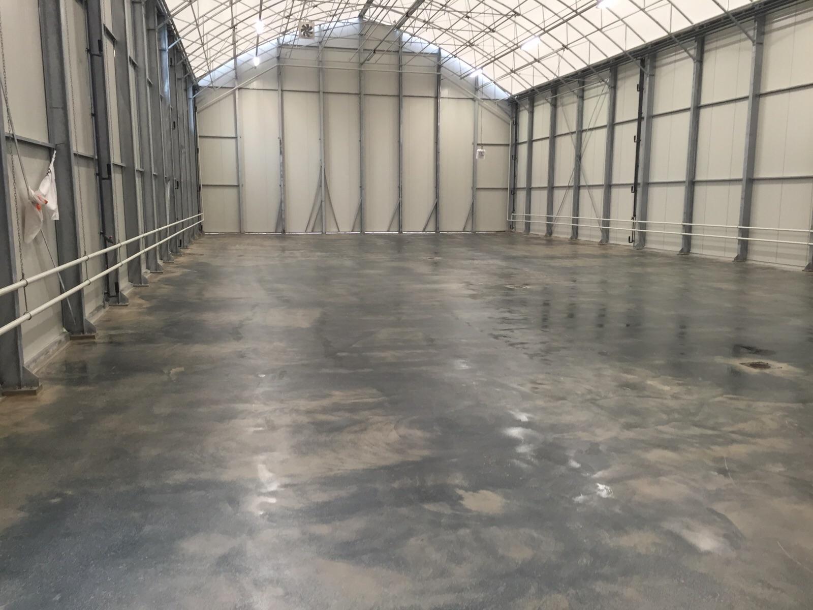 betonvloer impregneren geef betonnen vloer de juiste bescherming