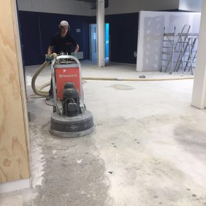 betonvloer schuren best vloerrenovatie