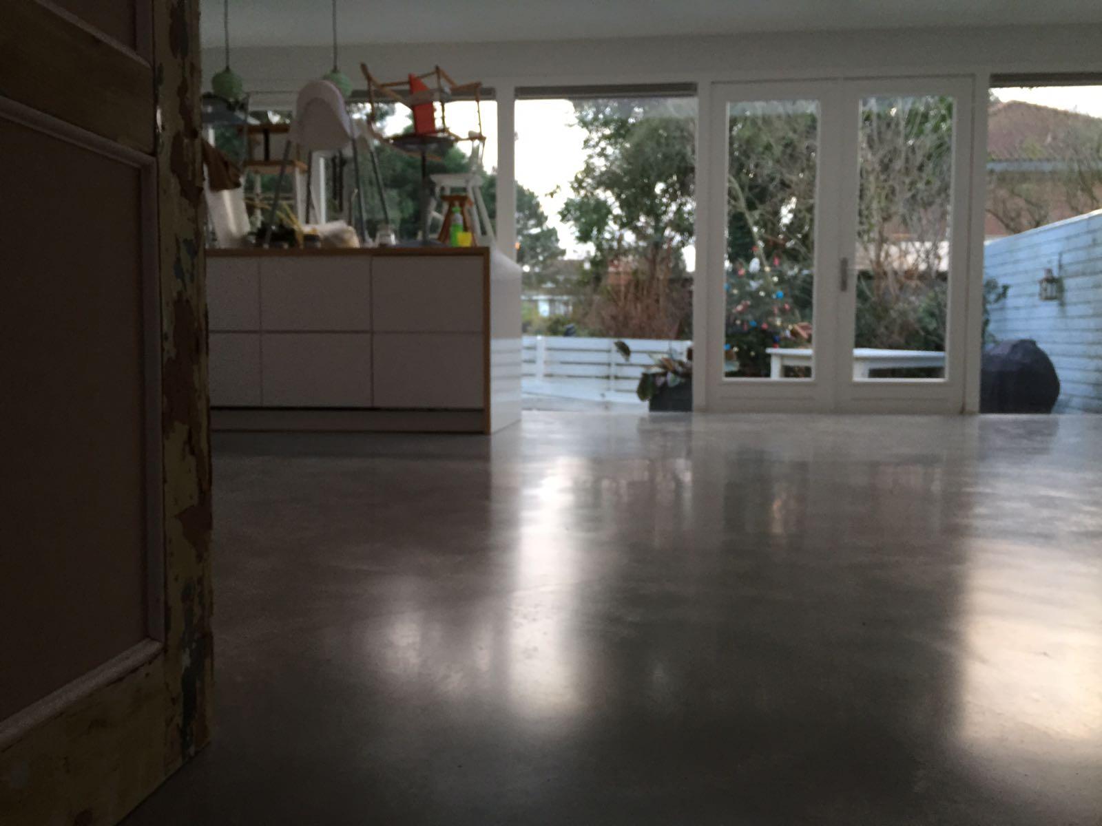 betonvloer storten en gepolijst rotterdam 75 m2 best vloerrenovatie