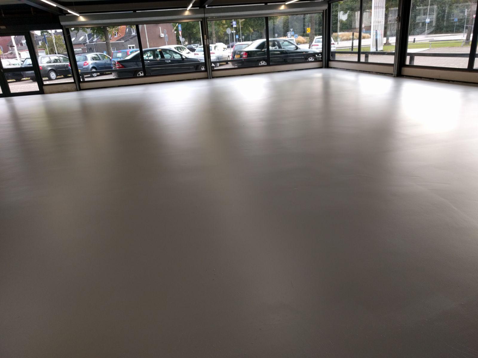 Beton impregneren - epoxy coating