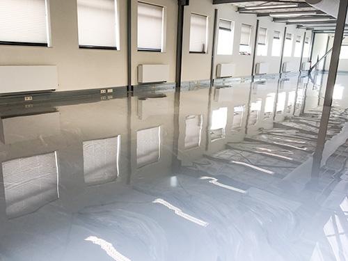 betonlook vloer amsterdam