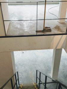 Betonvloer gepolijst Den Bosch