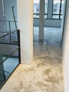 Betonvloer polijsten Den Bosch
