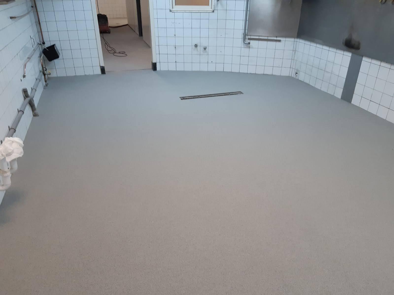 HACCP keukenvloer