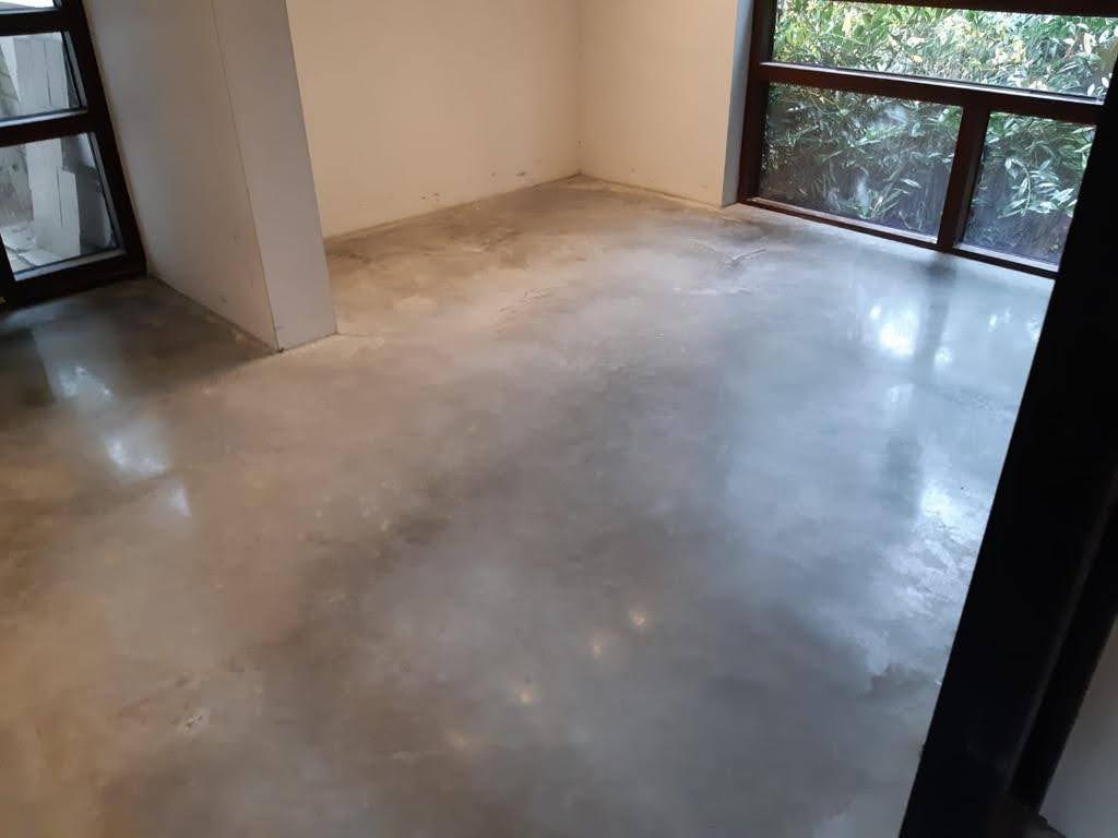 duurzame betonvloer