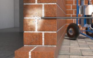 muren injecteren vochtscherm aanbrengen